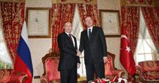 Putin İstanbulda