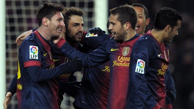 Barça, Aslan istiyor!