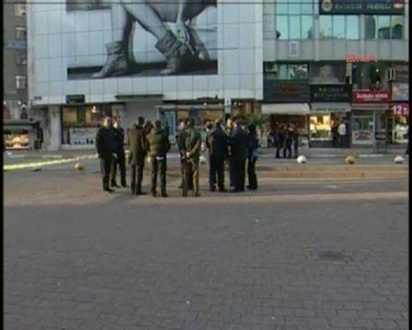 Gaziosmanpaşada polise silahlı saldırı!