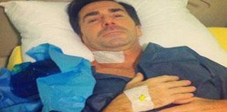 İnanoğlu hastaneye yatırıldı