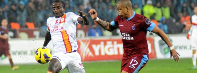 Trabzonda gol sesi yok
