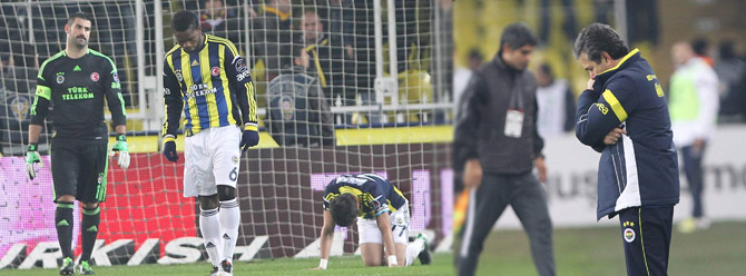 Fenerbahçeye ağır darbe!
