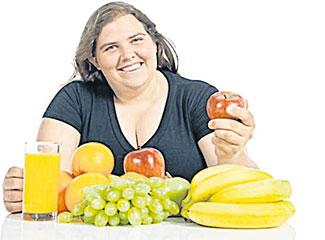 Aşırı şişmanlıkta diyet yapmak gereksiz