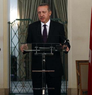 Erdoğan: Bu bir iç hesaplaşma olabilir