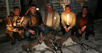 Kaçak avcılara 39 bin lira ceza