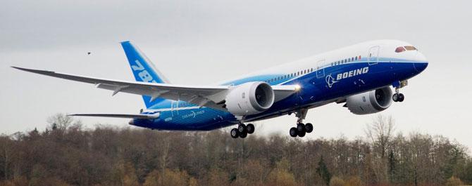 787 Dreamlinerlara şok