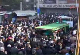 3 PKKlı için Diyarbakırda tören yapıldı