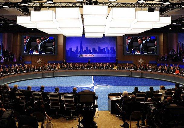 NATOda Afganistan toplantısı