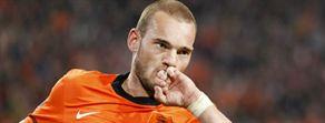 Sneijder sağlık kontrolünden geçti