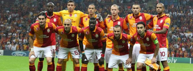 Fenerbahçe yok, Galatasaray var