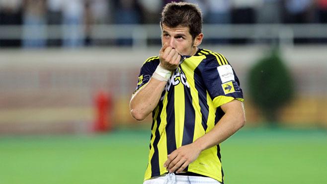 Emre Belözoğlu Fenerbahçede