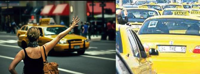 Taksilerde yeni ücretlendirme geliyor