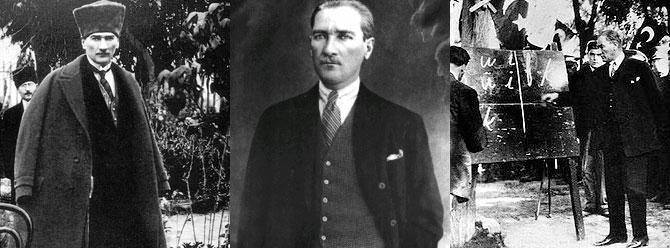 Genelkurmay, Atatürkün boyunu açıkladı
