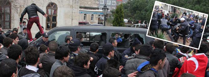 BDPli vekillere Sinopta tepki