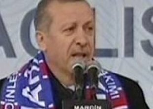 Başbakan Rize'de Başka Konuşmuş