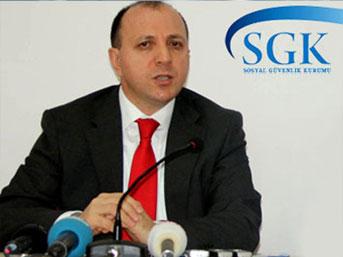 SGK Başkanı görevden alındı!