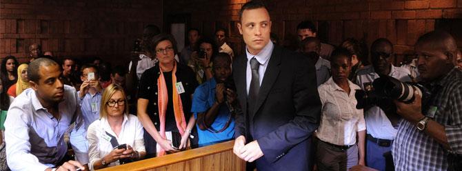 Oscar Pistorius serbest bırakıldı!