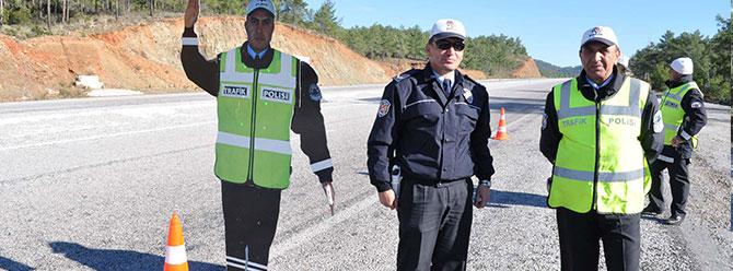 Türkiyenin ilk robot polisi