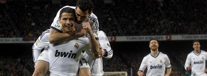 Kral Ronaldo!