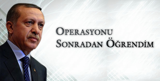 Başbakan Erdoğandan Uludere açıklaması