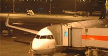 Köpek balığı yüzgeçli uçak İstanbulda