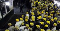 263 madenci için anma töreni