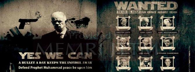 El Kaidenin hedefindeki 11 isim