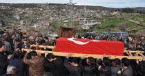 Er Kerim Aksan toprağa verildi