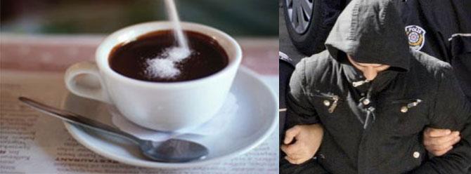 İlaçlı kahve içirip tecavüz etti