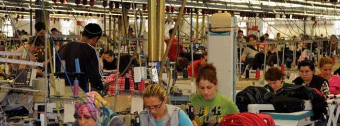 Kadınların yüzde 10,8i işsiz