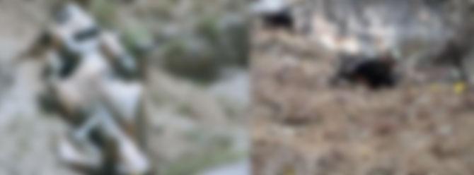 Afganistanda helikopter düştü: 5 ölü