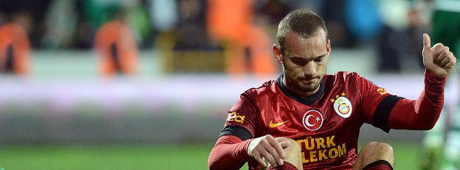 Sneijder geldiği için pişman