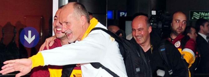 Galatasaray, Almanyaya gitti