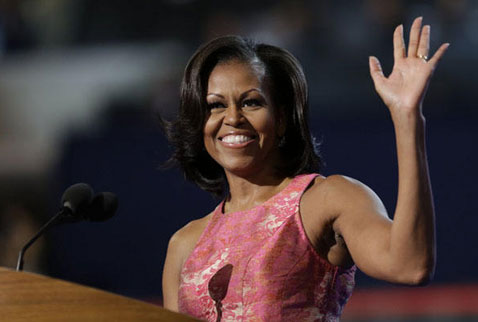 Michelle Obamanın kişisel bilgileri çalındı