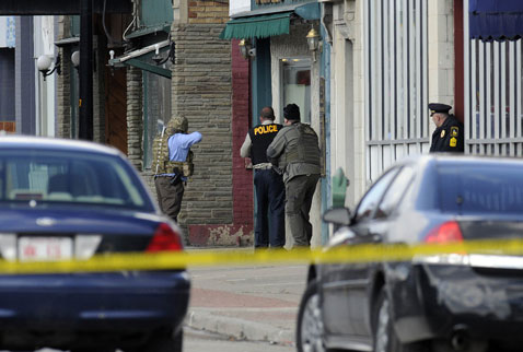 ABDde silahlı saldırı: 4 ölü