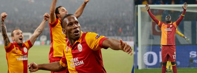 Galatasarayın tarihi yetti