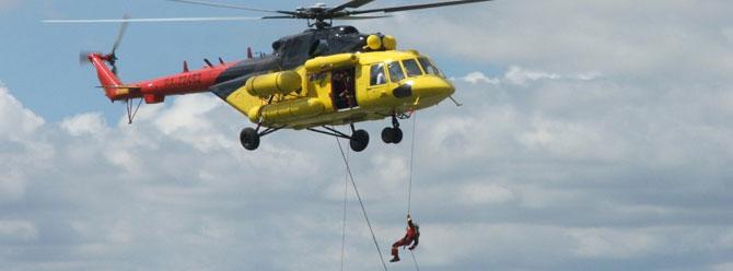 Mahkûmlar helikopterle kaçtı!