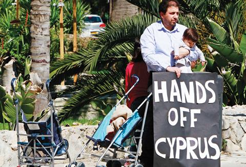 Kıbrıs paniği!