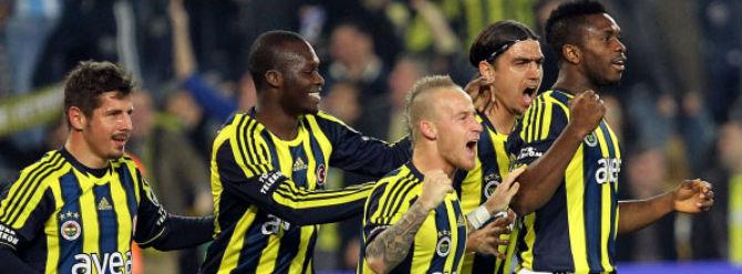 10 Mayısta şampiyon Fenerbahçe