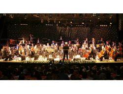 Cumhurbaşkanlığı Senfoni Orkestrası Büyüledi