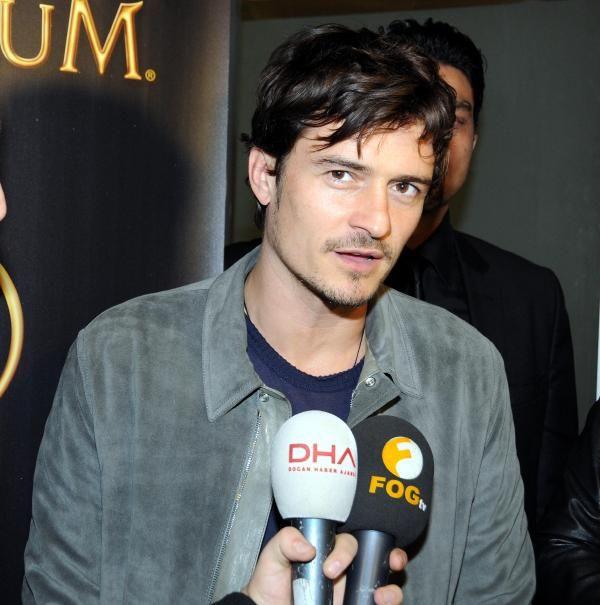Yakışıklı aktör İstanbulda