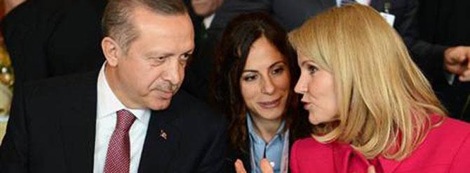 Erdoğandan Danimarkaya iki uyar