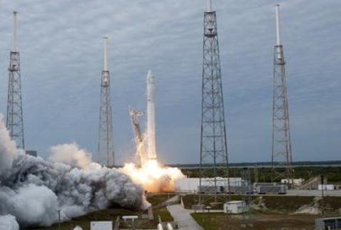 ABD yeni bir askeri uydu fırlattı