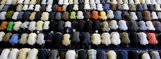 Müslümanlara saldırı arttı
