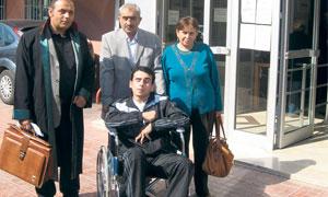 Engelli maaşına dolandırıcılık davası!