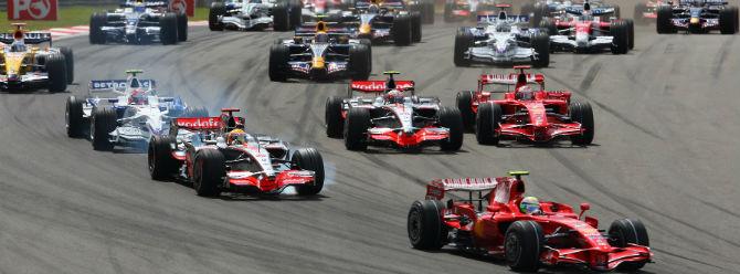 Formula 1 İstanbula gelmeyecek