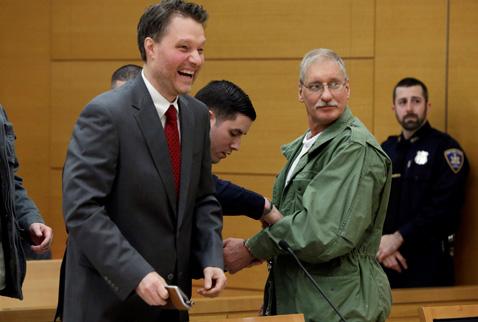 Masum mahkuma 23 yıl sonra pardon