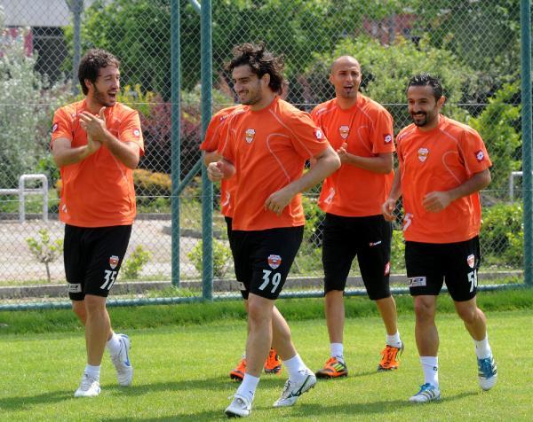 Adanaspor Finale Hazırlanıyor