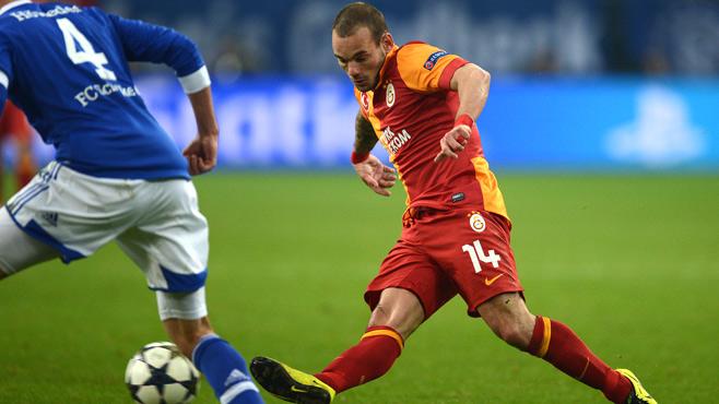 Teşekkürler Sneijder