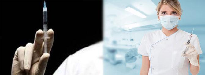 Şırnakta aşı skandalı